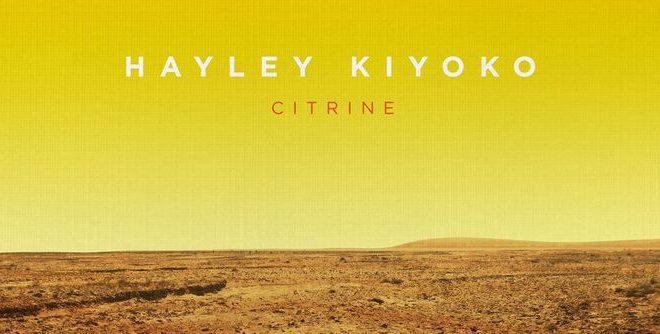 Hayley Kiyoko Citrine Starry Constellation Magazine