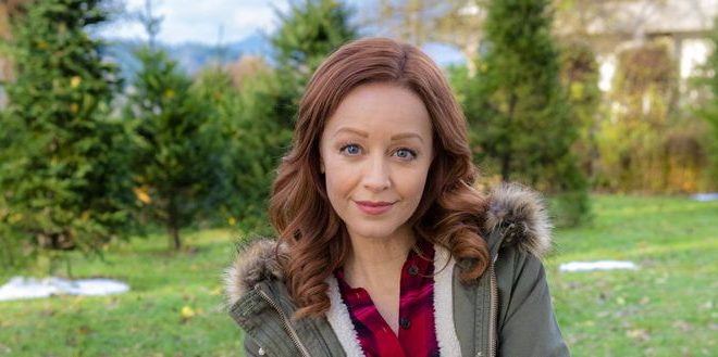 Rocky Mountain Christmas.Lindy Booth Rocky Mountain Christmas Starry