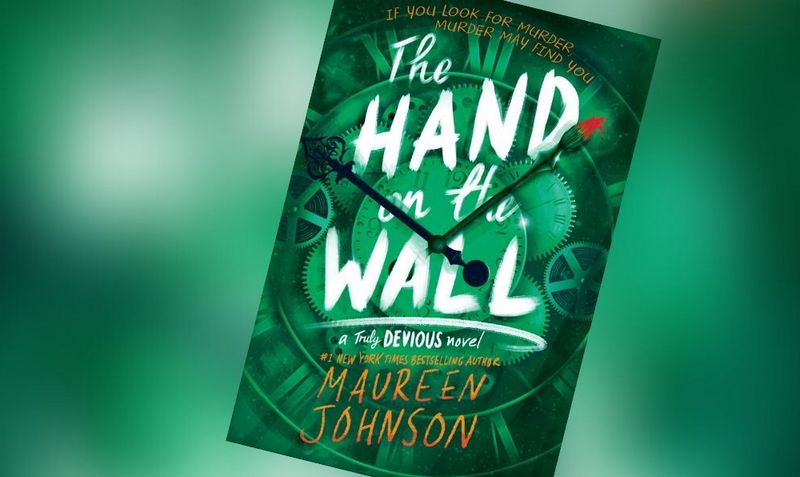 The Hand On The Wall Book